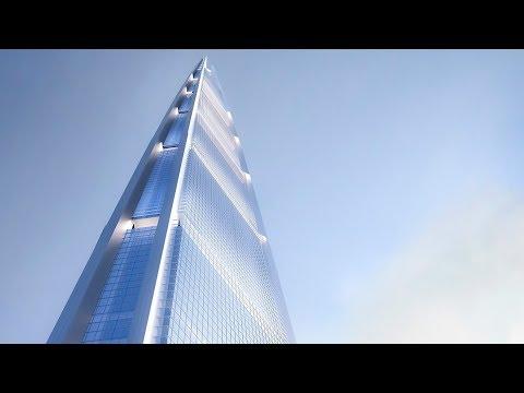 Jeddah/Kingdom Tower - World's Next Tallest Building - 1km+ Tall Tower - November 2017 Update