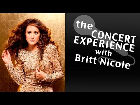 Britt Nicole Interview | AfterBuzz TV's The Concert Experience
