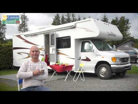 Trust motorhome and campervan insurance from Caravan Guard