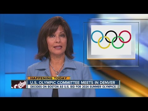 USOC picks Boston to bid for 2024 Olympics