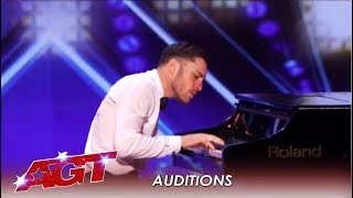 Patrizio Ratto: Italian Pianist (?) SHOCKS America With This Act | America