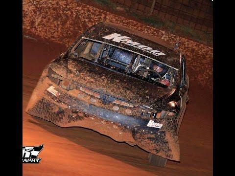 05-13-17 Jonathan Sarrat Wins at Cherokee Speedway #11_CaseyShane Honda Civic (Xtreme4-FWD)