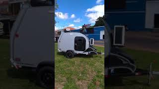Conheça a nova versão do Mini Camper Coruja.