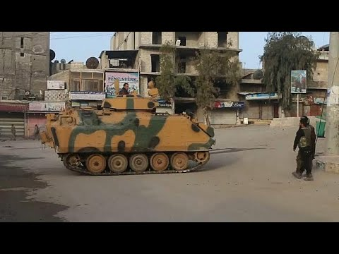 """Turquia anuncia controlo """"total"""" do centro da cidade de Afrin"""