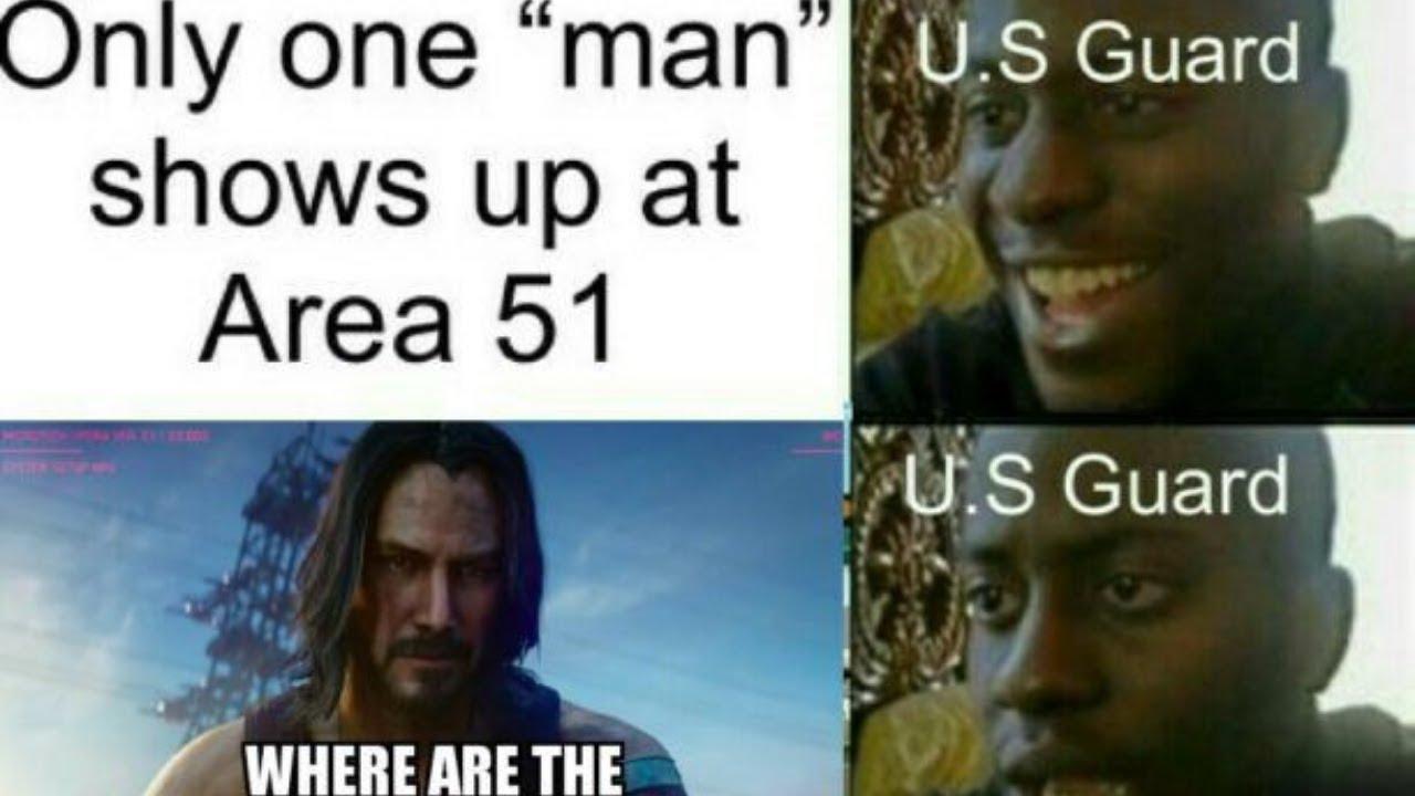 Top 30 Area 51 Raid Epic Memes Youtube