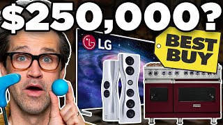 What's the Most Expensive Item at Best Buy? (Mini Golf Game)