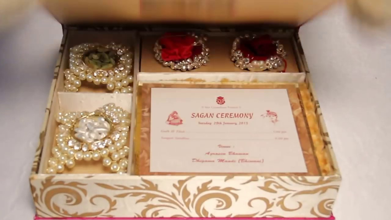 The Most Expensive Wedding Card Only Rich People Can Afford