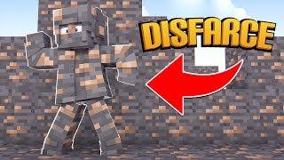 Minecraft: DISFARCE DE MINÉRIO DE FERRO - (Esconde-Esconde)