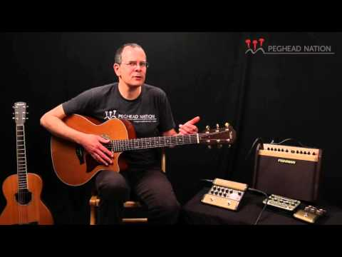 Acoustic Amplification 101 From Peghead Nation