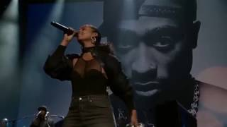 Alicia Keys - TUPAC medley (2017-2018)