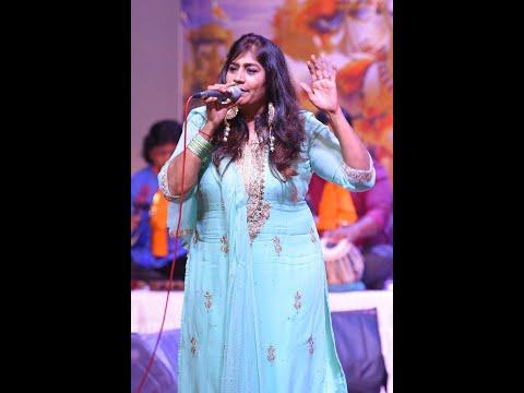 Live gujarati garba song - Navratri 2015 - Rita Dave - Part - 2  ( Dual Voice Singer )