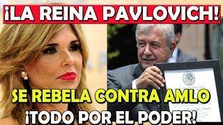 ¡Furiosa contra López Obrador! Claudia Pavlovich se le revela - Campechaneando