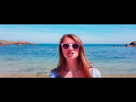 Josie K  - Isles of Scilly a Small Paradise. Ep-01