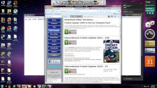 how to get cricket captain 2010 free