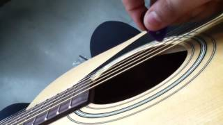 unboxing the new yamaha f310 acoustic guitar