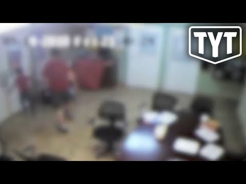 Caught On Camera: Workers Abuse Migrant Children