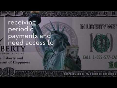 STRUCTURED regular payment SETTLEMENT
