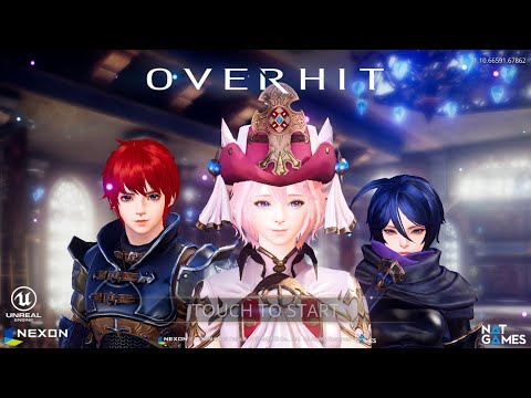Overhit Global (English) Android/ios (First Look, Best Stragedy Game 2019 Is Here )