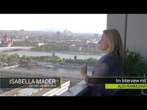 Interview mit TOP CIO des Jahres Isabella Mader