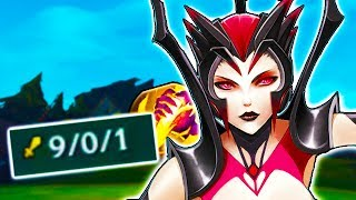 How to DESTROY The Early Game as a Jungler - Elise Jungle Gameplay - League of Legends