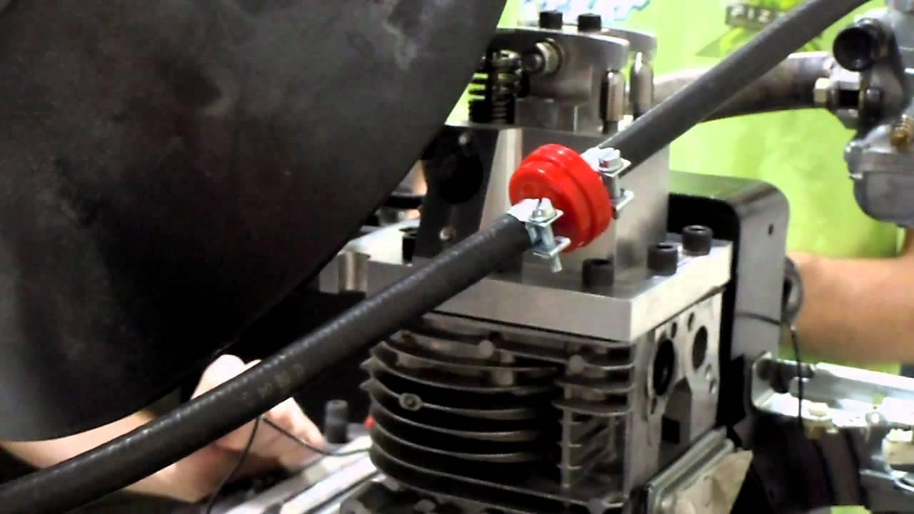 New High Compression OHV Head 3 5 hp Briggs and Stratton