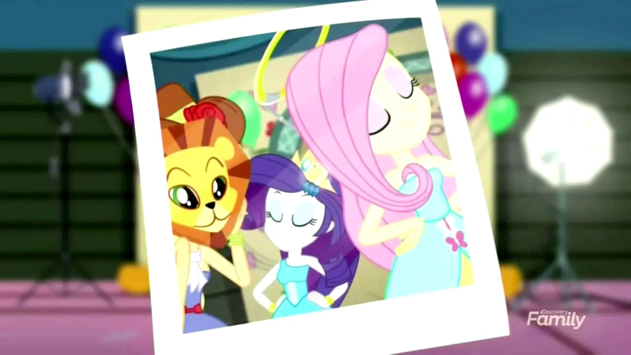 (SHORT) EQUESTRIA GIRLS SPECIALS (A PHOTO BOOTH STORY ) PART three