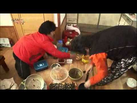 한국인의 밥상 - Korean Cuisine and Dining 20150219 #003