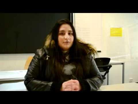 Studying at Aalesund University College - Aline De Aquino (Brazil)