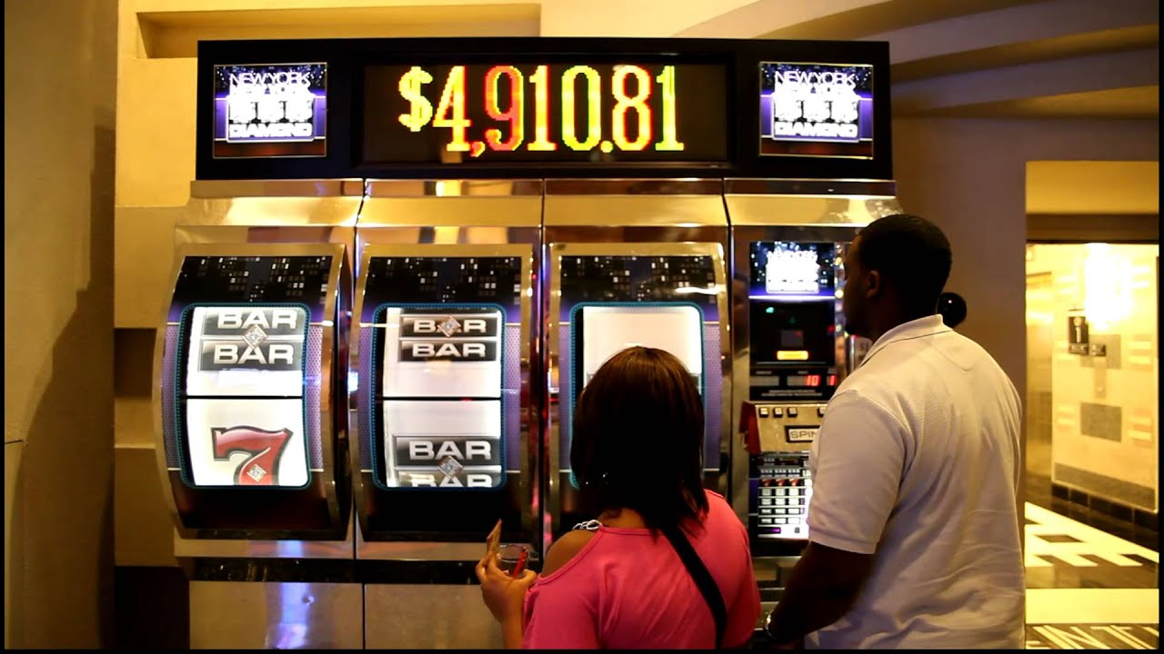 Slot machine new york