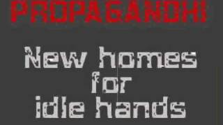 Watch Propagandhi New Homes For Idle Hands video
