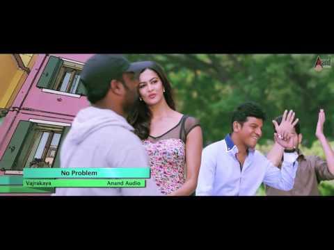Akon BEAUTIFUL song & Shivrajkumar NO PROBLEM (Vajrakaaya, kannada) Remix