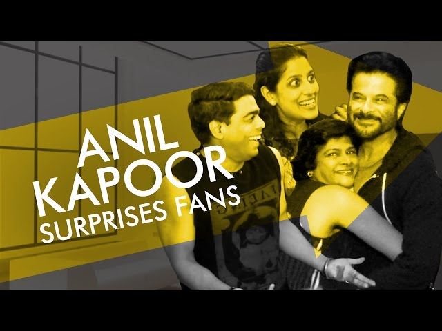 Anil Kapoor Nails Garima Kumars 24 Fan Surprise Challenge