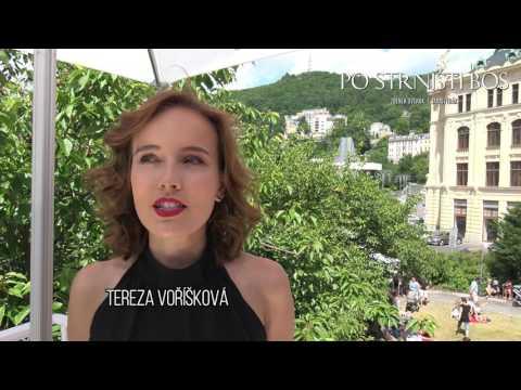 Po strništi bos - prezentace filmu na filmovém festivalu v Karlových Varech