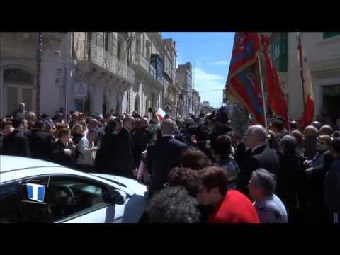 TMI - Luqa residents greet Marie Louise Coleiro Preca