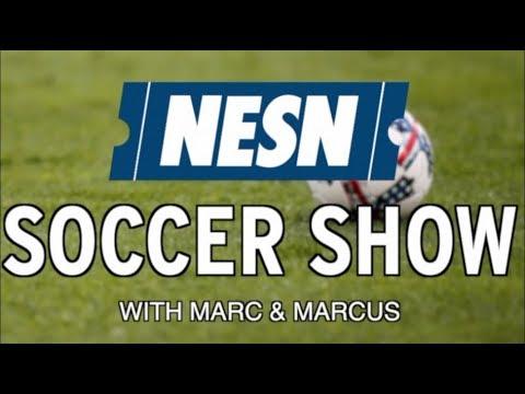 NESN Soccer Show: Tottenham-Juventus & Real Madrid-PSG Recaps, All Hail Carlos Cordeiro?