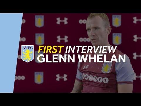 New signing: Glenn Whelan