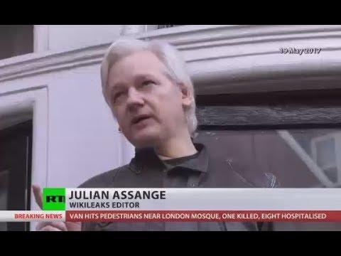 5 years & 4 walls: Assange marks anniversary of asylum in Ecuadorian Embassy in London
