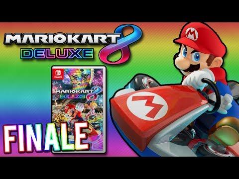 Mario Kart 8 Deluxe - FINALE! | PART 14