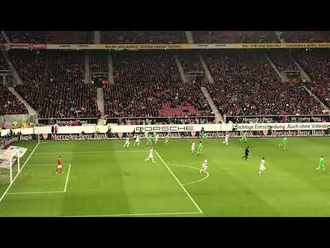 VfB Stuttgart gegen Gladbach