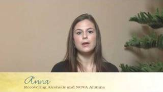 Recovering Alcoholic - Anna - Nova Counseling Services