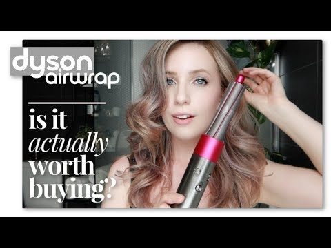Dyson Airwrap™ | It is ACTUALLY worth $799?? NOT-Sponsored Review & Demo