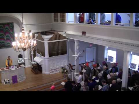 First Parish Bedford MA UU Sunday Service 1 22 17