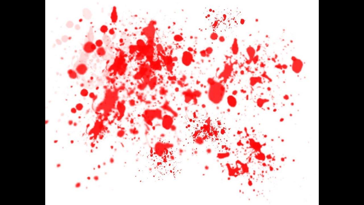 画像編集gimp 血しぶき 1分 Youtube