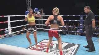 The Night Of Kick And Punch Ii°edizione - Silvia La Notte Vs. Johanna Rydberg