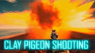 Challenge Accepted - Clay Pigeon Shooting & Jet Slams - Battlefield 4