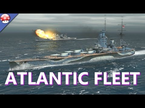 Atlantic Fleet: PC Gameplay