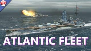 Atlantic Fleet: PC Gameplay