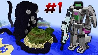 Выживание На Острове Монстра! - GROM #1