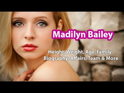 Madilyn Bailey Height Age Weight Body Statistics