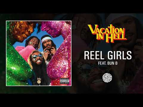FLATBUSH ZOMBiES  'REEL GIRLS FEAT. BUN B'